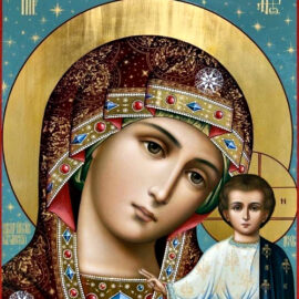 77 Снов Пресвятой Богородицы Сны Пресвятой Богородицы 19