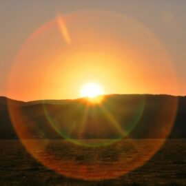 Пасха. Невероятное явление; «игра» солнца на Пасху