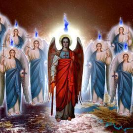 Молитвы Небесным Силам Бесплотным