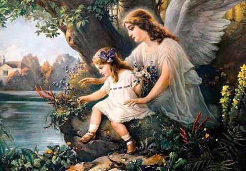 Молитвы Ангелу-Хранителю о помощи