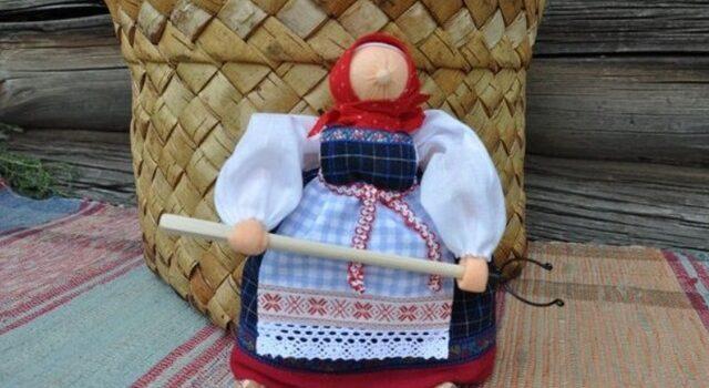 Правила общения с куклами-оберегами
