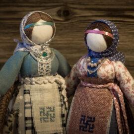 Куклы-обереги. Продолжение