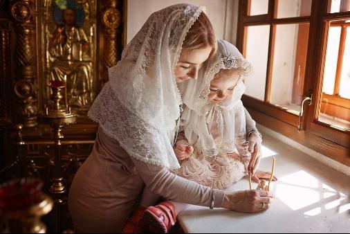 Молитвы за дочь