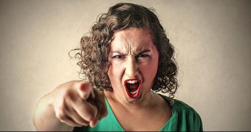 Заговоры от злости